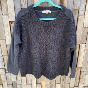 Ann Taylor sweater sweatshirt top blouse size XL